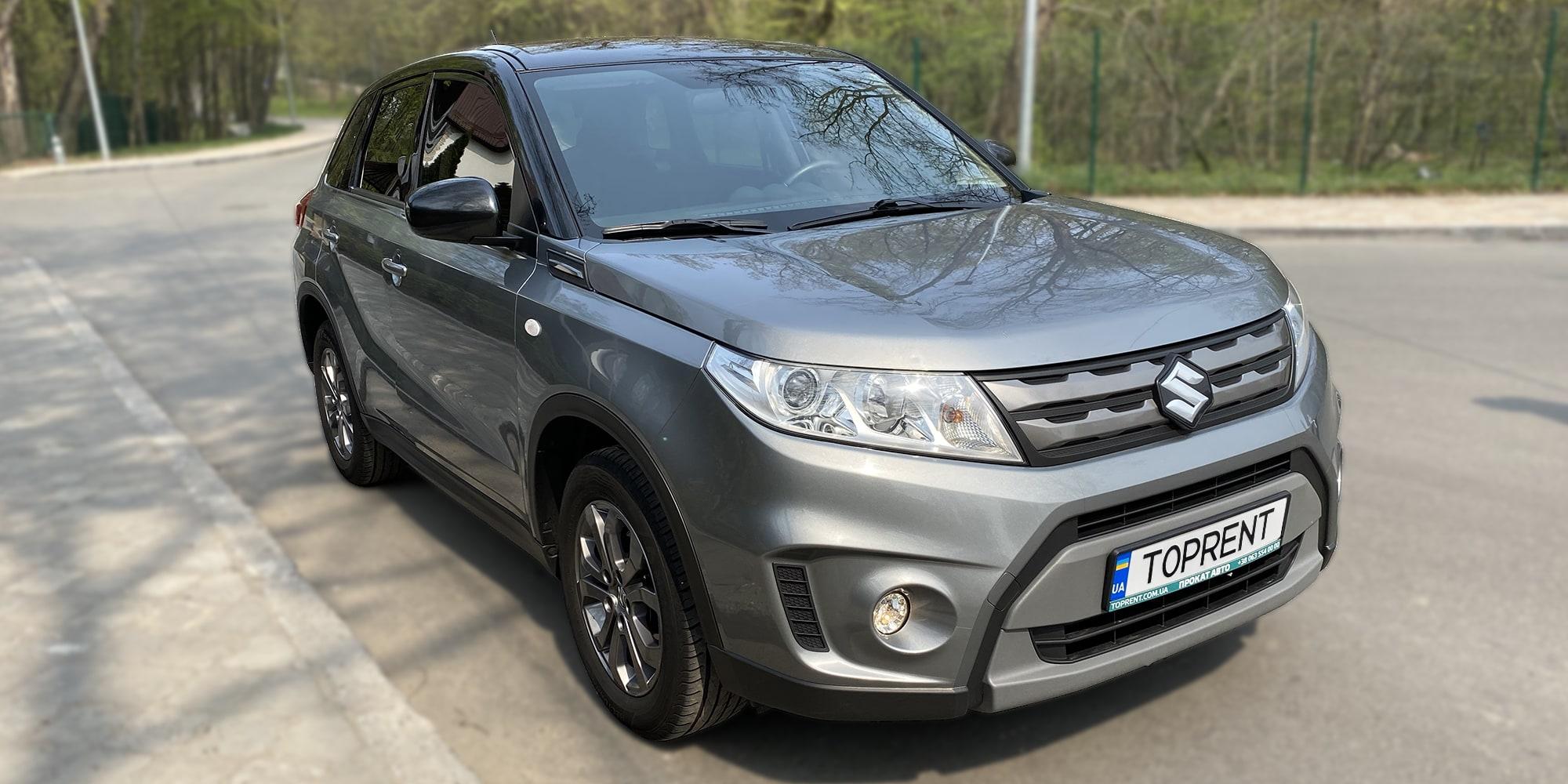 Suzuki Vitara 2017 - TopRent.UA - 1