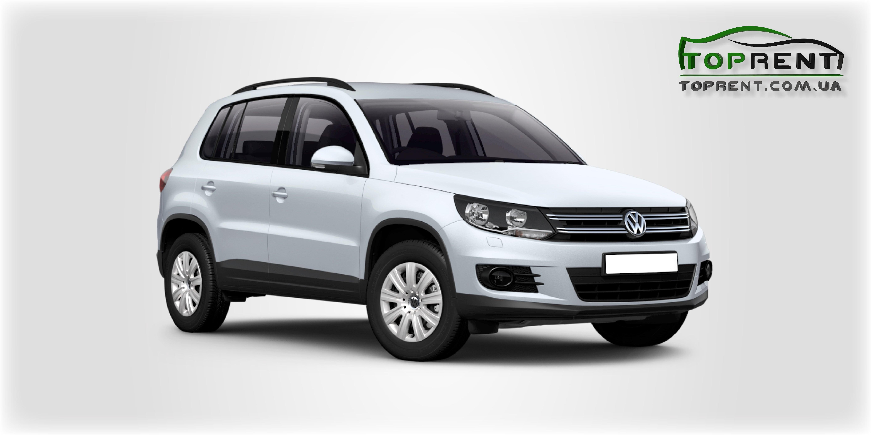 Прокат и аренда авто Volkswagen Tiguan 2017 - фото 2 | TOPrent.ua