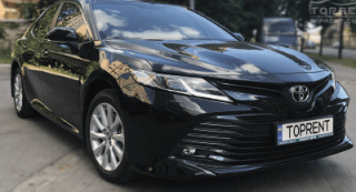 Toyota Camry xv70 2019