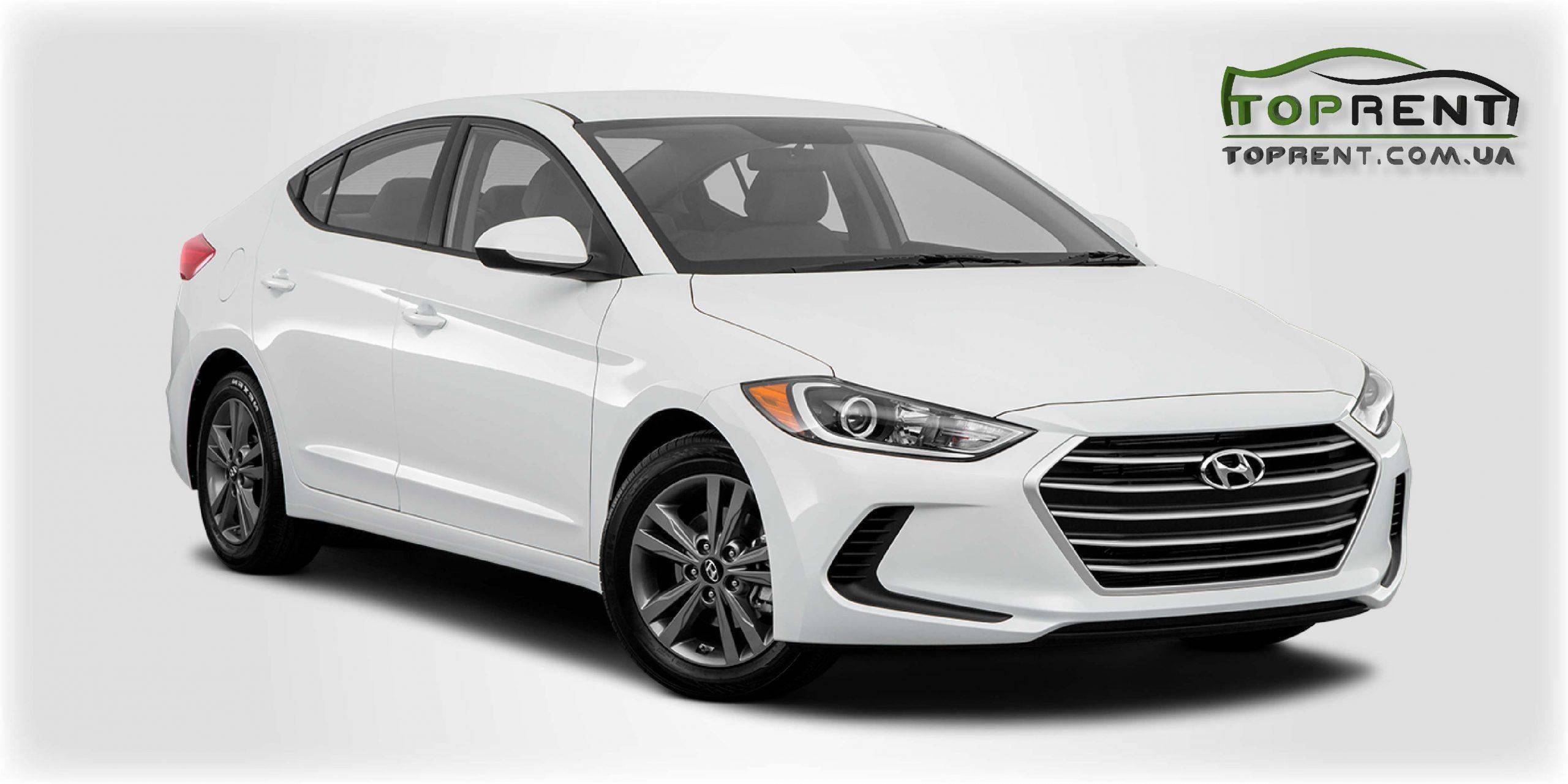 Прокат и аренда авто Hyundai Elantra 2017 - фото 2 | TOPrent.ua