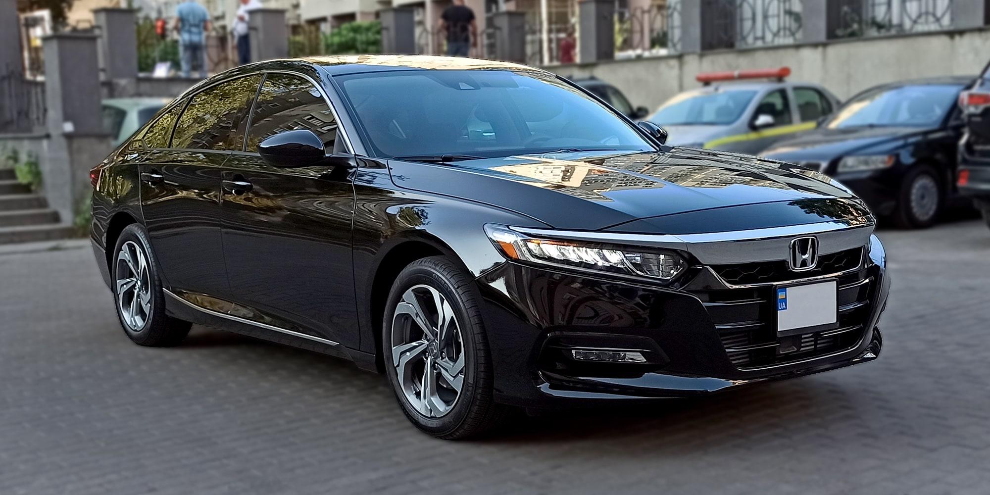 Honda Accord 2019 - TopRent.UA - 1