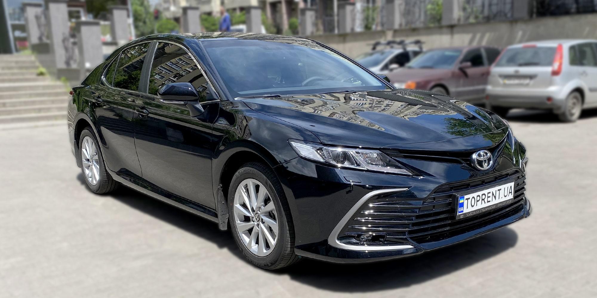 Toyota Camry xv70 2021 - TopRent.UA - 1